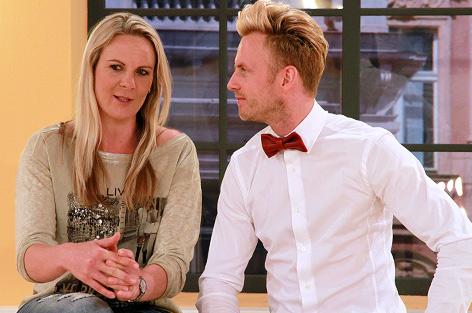 Niki und Will beim Paarinterview