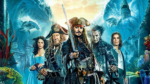 """Movie Minute: """"Pirates of the Cairbbean 5"""""""