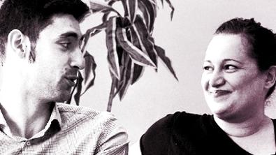 Riem und Mitko im Partnerinterview