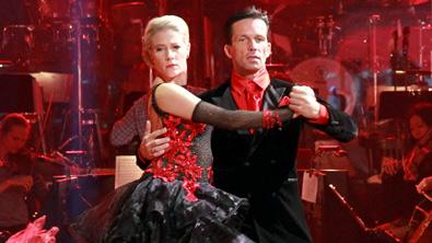 Martin und Maria beim Tango fürs Video