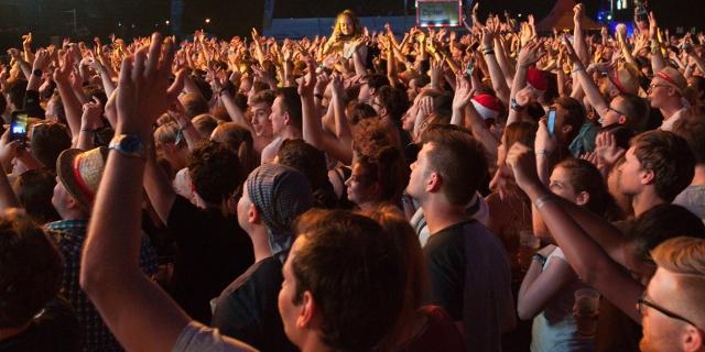 Bilder vom Rock in Vienna Festival