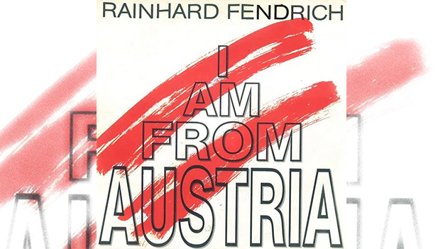 Single-Cover - I Am From Austria