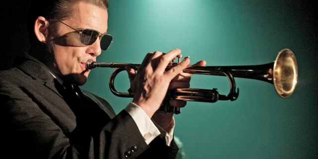 "Ethan Hawke als Chet Baker in ""Born to be blue"""