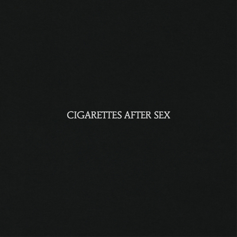 Cigarettes After Sex: Plattencover