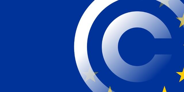 EU Copyright Zeichen