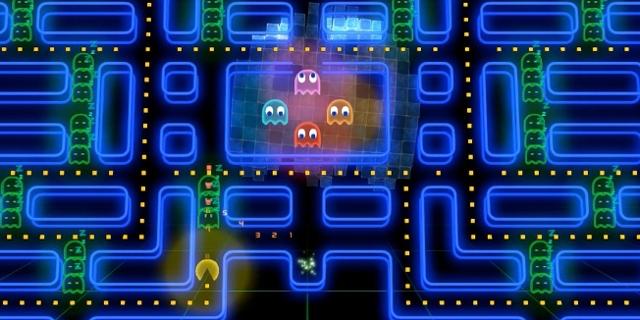 """Pac-Man Championship Edition"""