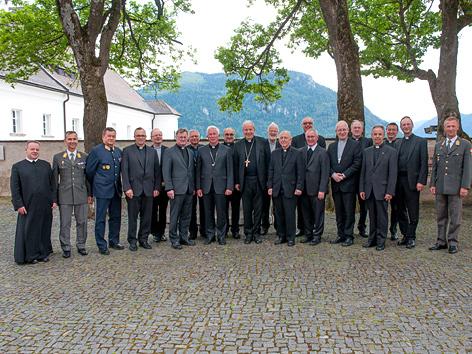 Bischofsversammlung in Mariazell