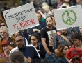 Demonstration gegen Terror
