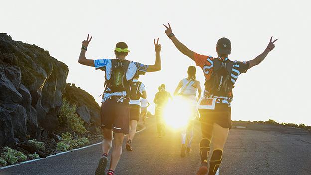 Neuer Trendsport: Trail Running