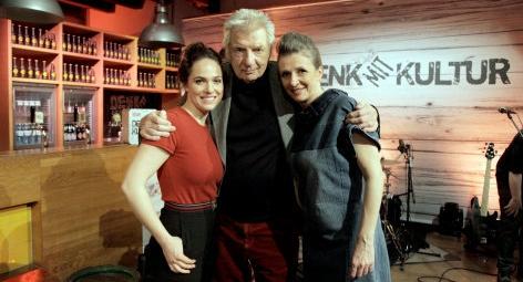 DENK mit KULTUR  Werner Schneyder und Verena Altenberger