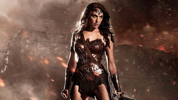 Screenshot Wonder Woman