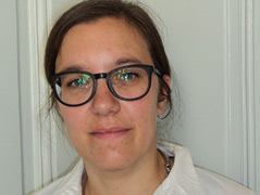 Porträtfoto von Elisabeth Gallas