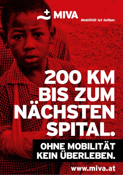 MIVA Plakatkampagne