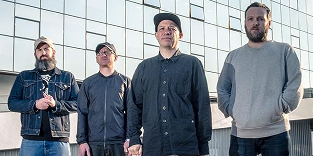 Die Band Mogwai