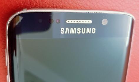 Samsung S6 Schaden - Dokumentationsfoto