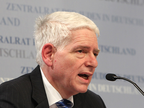 Zentralrat - Bundesregierung muss mehr tun gegen wachsenden Antisemitismus