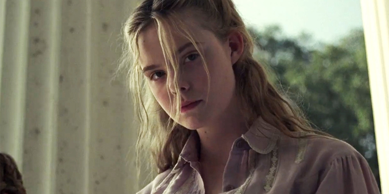 """Elle Fanning in """"the beguiled"""""""