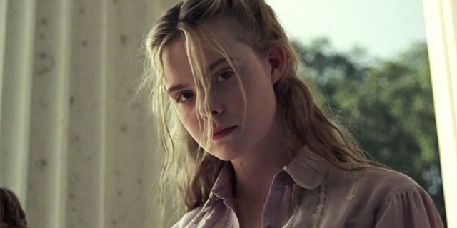 "Elle Fanning in ""the beguiled"""