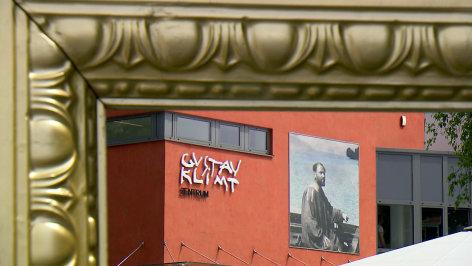 Aus dem Rahmen  Klimts Attersee - Ein Künstler auf Sommerfrische