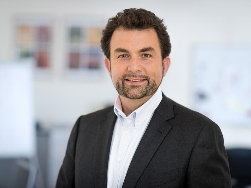 Maximilian Schubert von der ISPA