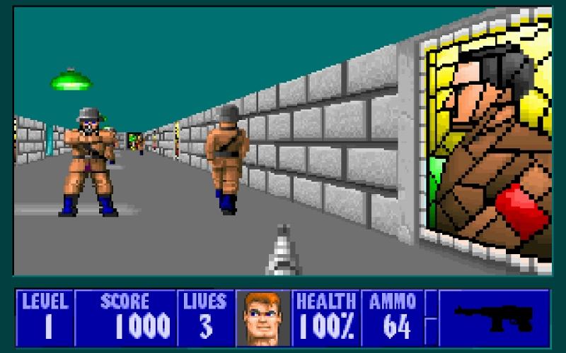 """""""Wolfenstein 3D"""""""