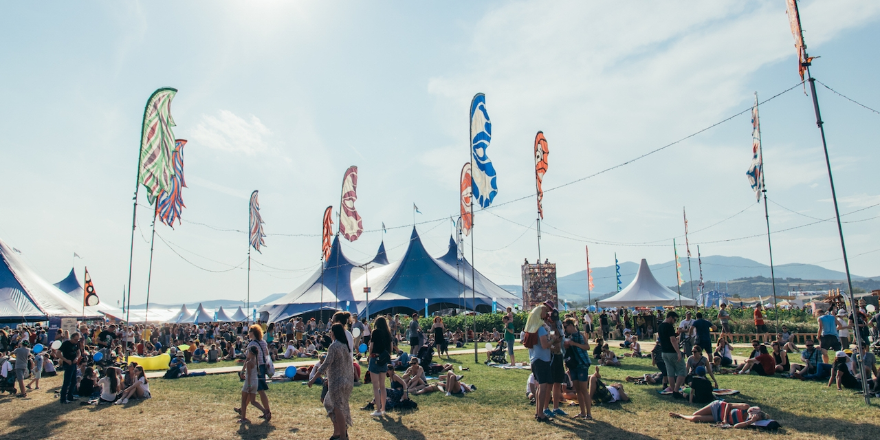 Pohoda Festival Sonnenausblick