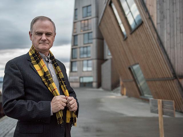 Burton Lee in Stavanger