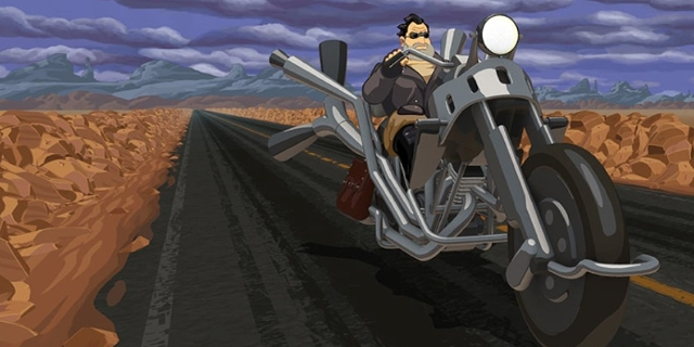 screenshot Full Throttle Remastered