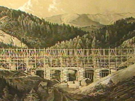 Spital am Semmering, Brücke