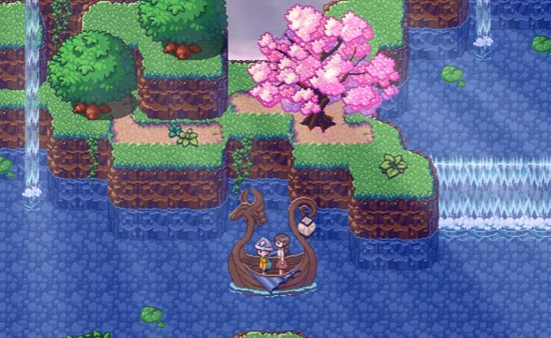 screenshot aus Rakuen