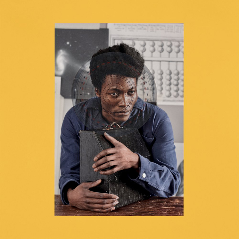 """Albumcover """"I tell a fly"""" von Benjamin Clementine"""