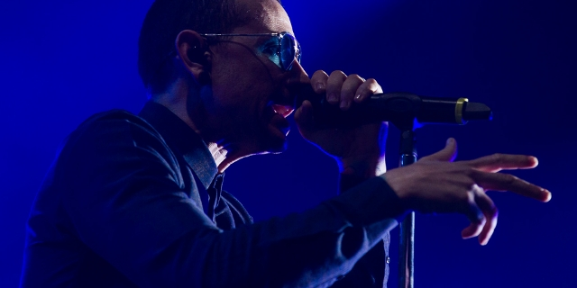 Linkin Park am Novarock 2017