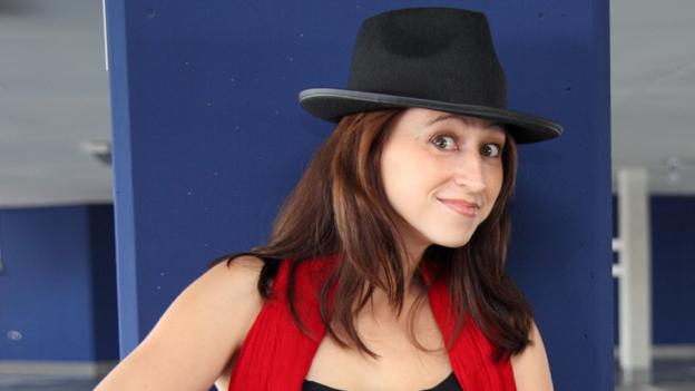 Kabarettistin Lydia Prenner-Kasper