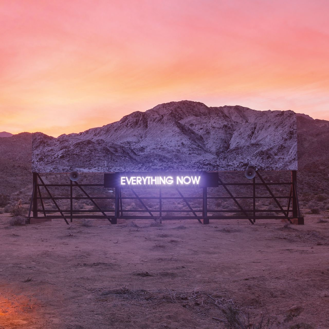 "Arcade Fire - Album ""Everything Now"""