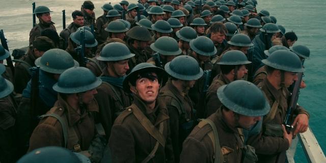 """Bilder aus dem Film """"Dunkirk"""""""
