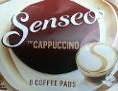 eine Packung Senseo Kaffeepads