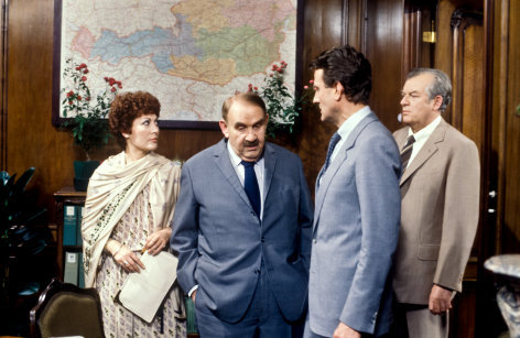 Tatort Mord im Grand-Hotel | Mord auf Raten Originaltitel: (AUT 1979), Regie: Georg Lhotsky