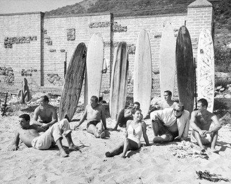 Surfer, Hippies und der Vietnamkrieg