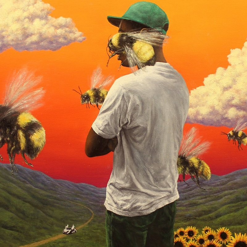 Tyler, the Creator Albumcover