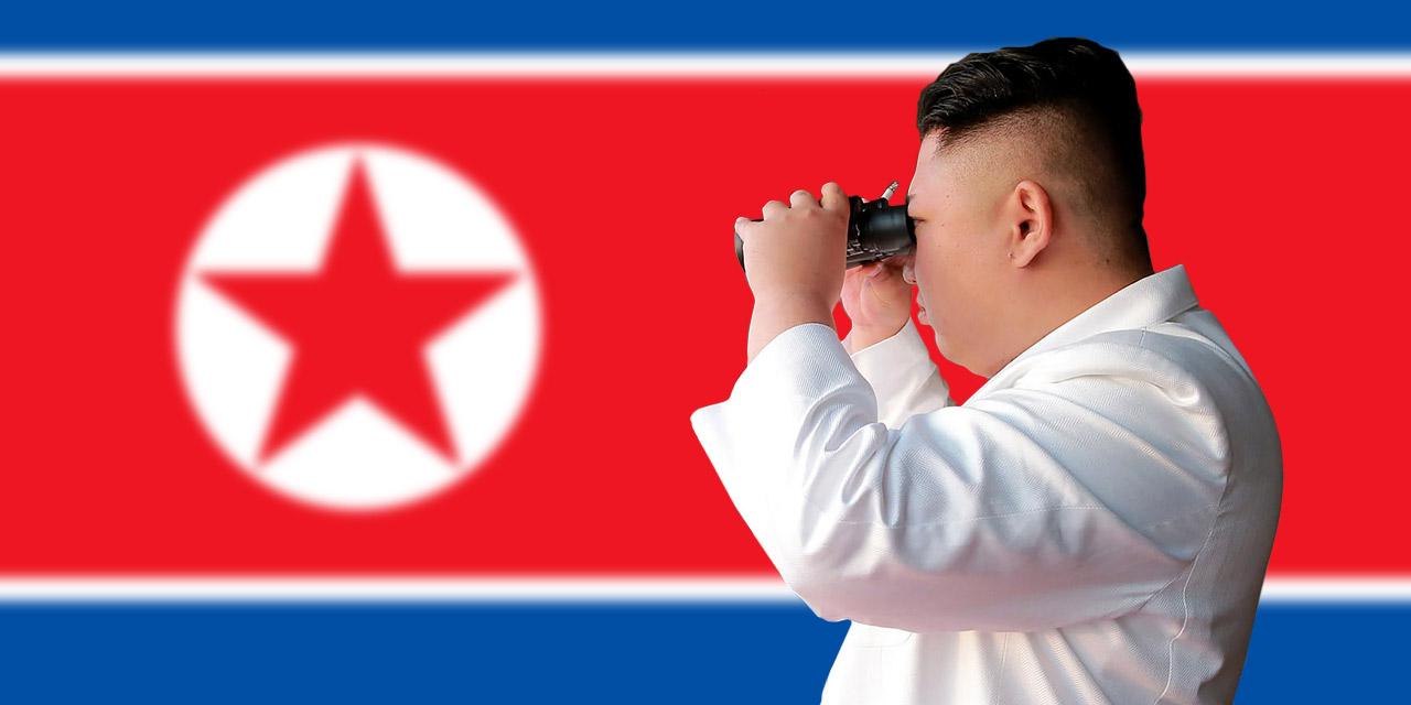 Trojaner-Angriffe gegen Ziele in Nordkorea  angelaufen – fm4.ORF.at