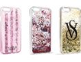 Handyhüllen mit flüssigem Glitzer von Victoria's Secret