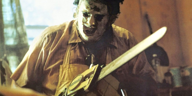 "Filmstill ""Texas Chainsaw Massacre"""
