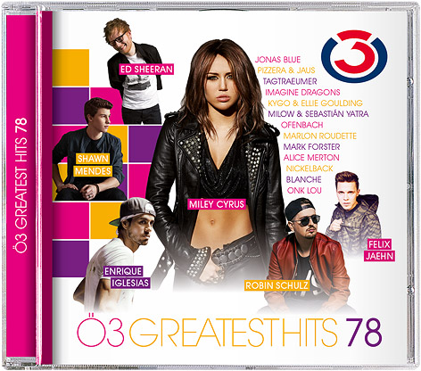 """Cover der """"Ö3-Greatest Hits 78"""""""