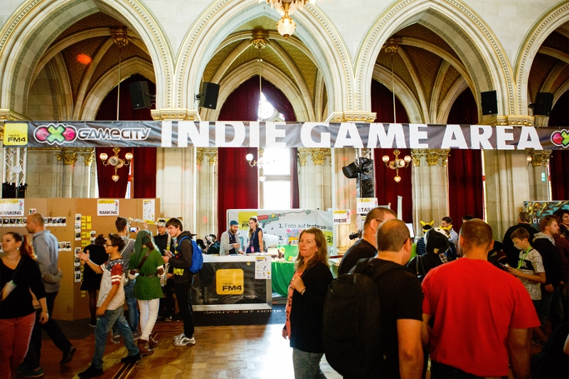 FM4 Indie Game Area 2016