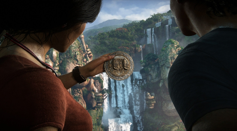 "Screenshots von ""Uncharted: The Lost Legacy"""