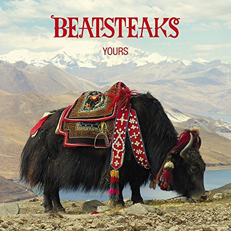 "Beatsteaks - ""Yours"" Albumcover"