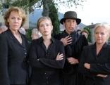 Vier Frauen und ein Todesfall  Warm abtragen Künstlerpech