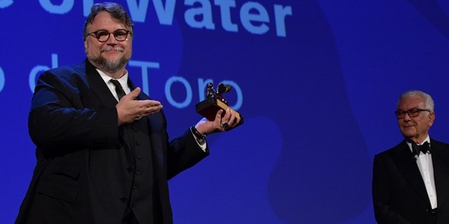 Del Toro mit Goldenem Löwen