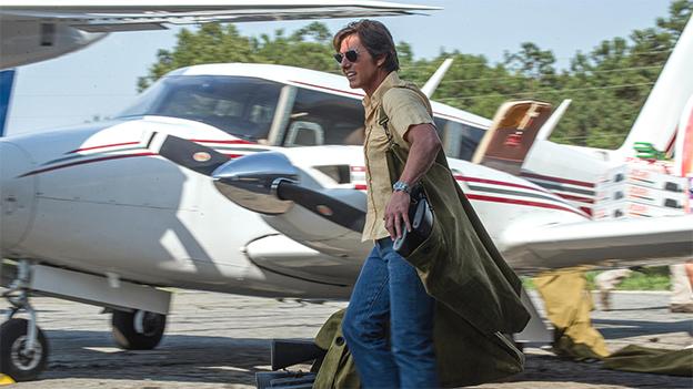 "Screeenshot aus ""Barry Seal"" mit Tom Cruise"