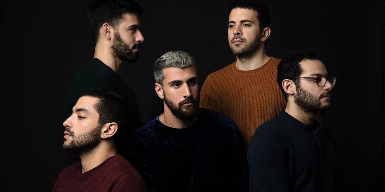 Die Band Mashrou Leila